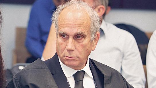 """עו""""ד גיורא אדרת , צילום: אוראל כהן"""