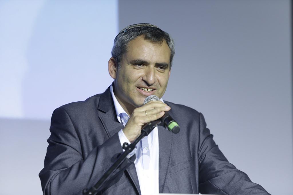 הוועידה הכלכלית הלאומית 2018 בחירות עיריית רושלים זאב אלקין