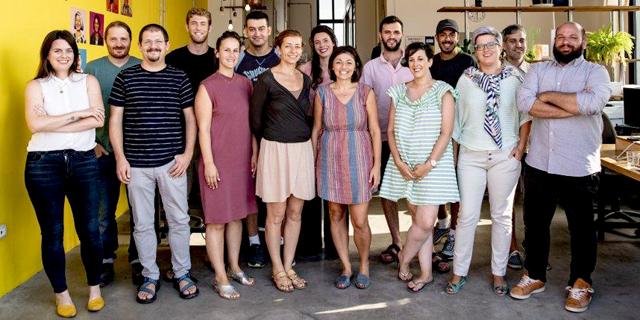 ZenCity team, צילום: Ori Taub