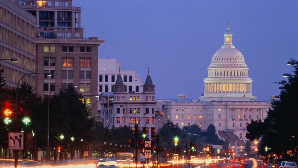 "וושינגטון די.סי בירת ארה""ב בית הנבחרים סנאט קונגרס"
