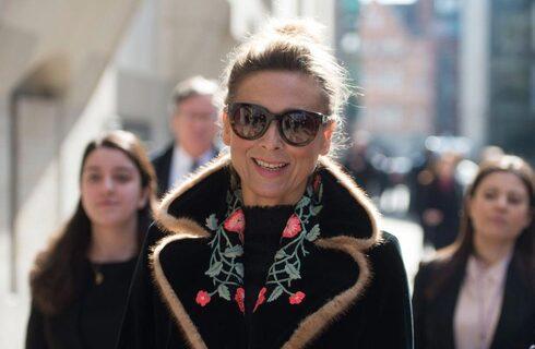 טטיאנה אחמדובה, צילום: AP