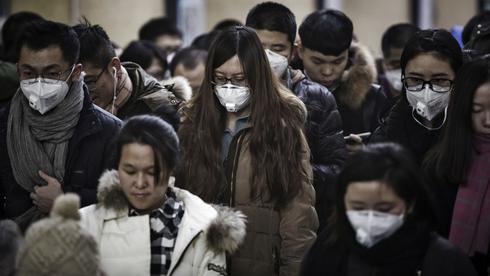 זיהום אוויר בבייג
