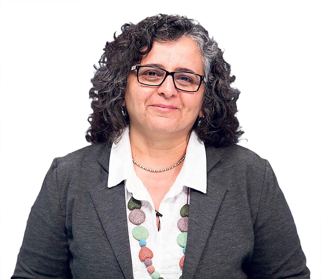 עאידה תומא סלימאן פוליטיקאית ערבייה ישראלית