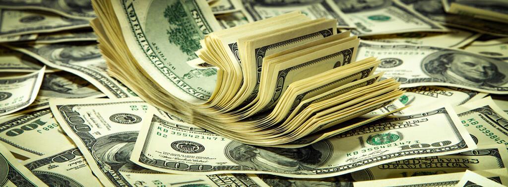 דולרים דולר כסף שטרות שטר 2