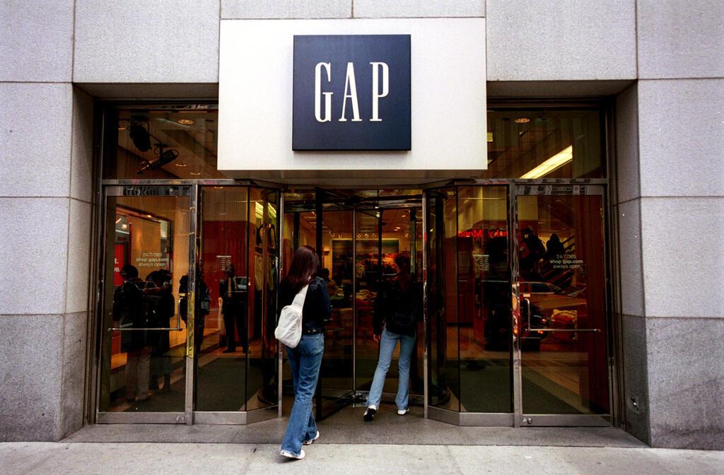 חנות גאפ אופנה ניו יורק