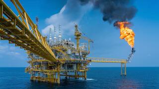 אסדת נפט קידוח נפט משאבת נפט 3, צילום: שאטרסטוק