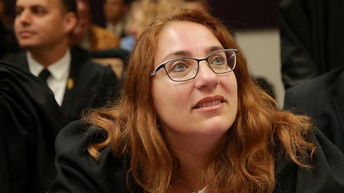 """עו""""ד קרן רייכבך סגל, צילום: אוראל כהן"""