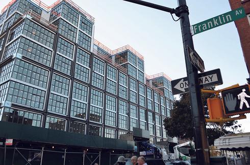 פרויקט אול יר בברוקלין, צילום:  אורן פרוינד