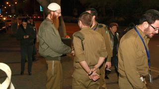 גיוס חרדים חוק הגיוס חיילים , צילום: שאול גולן