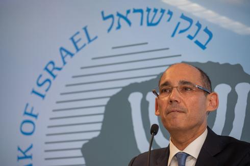 נגיד בנק ישראל אמיר ירון, צילום: אוהד צויגנברג