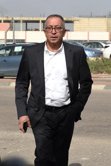 עורך דין בועז בן צור עורך דינו של אפי נווה, צילום: יובל חן