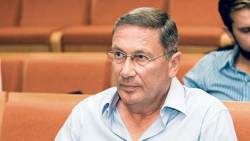 """נוחי דנקנר, לשעבר יו""""ר אי די בי, צילום: אוראל כהן"""