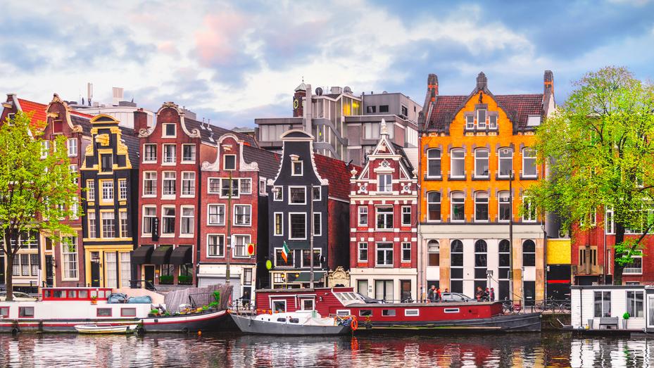 אמסטרדם הולנד חופשה קצרה