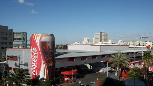 קוקה קולה. קנס של 39 מיליון שקל, צילום: עמית שעל