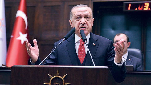 ארדואן הוא המכשול להתאוששות הכלכלה הטורקית