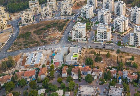 העיר חריש , צילום: מור שקיפי לאטי, באדיבות עיריית חריש