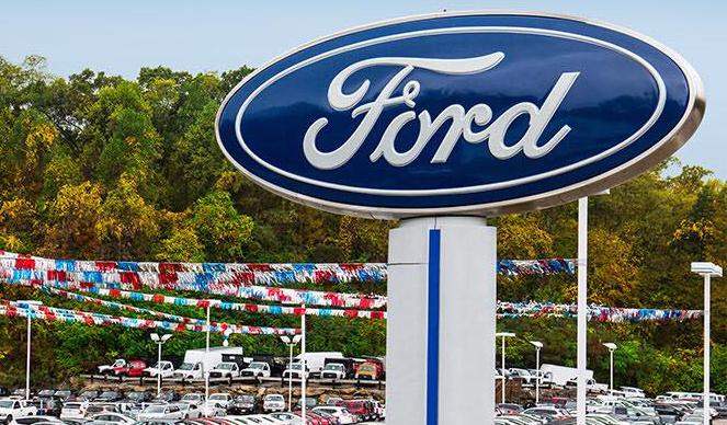 מכוניות מכונית פורד מותגים