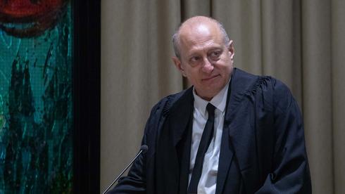 השופט אלכס שטיין, צילום: אוהד צויגנברג