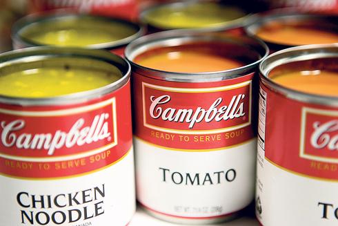 מרקים של קמפבל, צילום: בלומברג