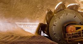 כרייה מכרה מכרות גלנקור ריו טינטו