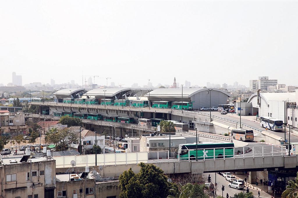 מוסף שבועי 14.3.19 תחנה מרכזית של תל אביב