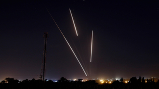 Iron Dome interceptors. Photo: Reuters