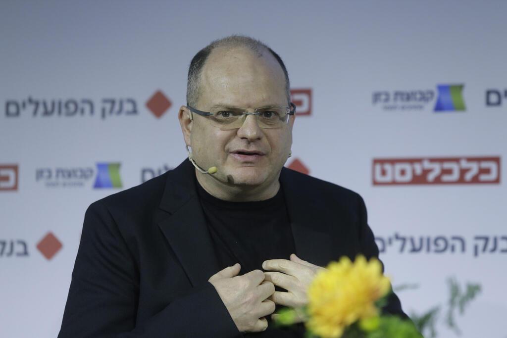 """ועידת התעשייה של ישראל גיל שויד מייסד מנכ""""ל צ'ק פוינט"""