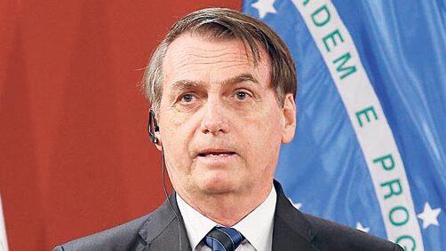 """נשיא ברזיל: ראש ממשלת בריטניה ביקש """"עסקת חירום"""" בתחום המזון"""