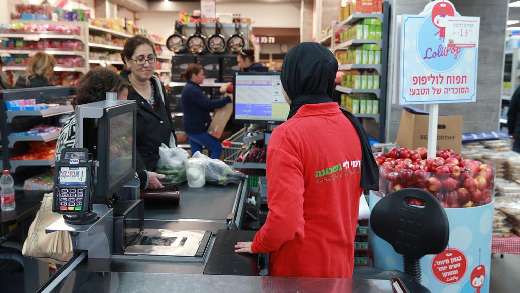 חגיגת הרווחיות הגולמית של רשתות המזון
