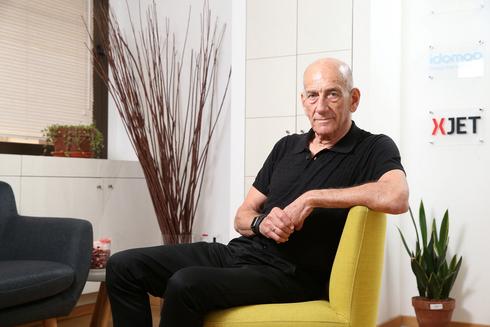 אהוד אולמרט, ראש הממשלה לשעבר, צילום: אוראל כהן