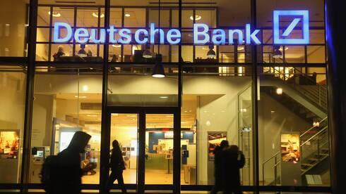 דויטשה בנק, צילום: גטי
