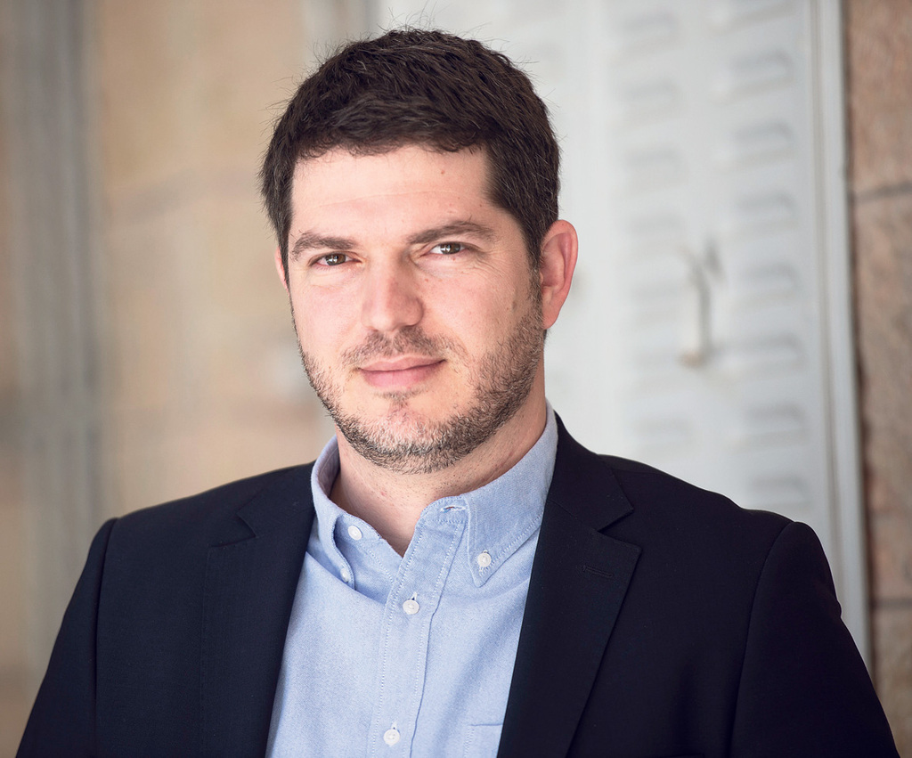 """ליאור שילת מנכ""""ל מכון ירושלים למחקרי מדיניות"""