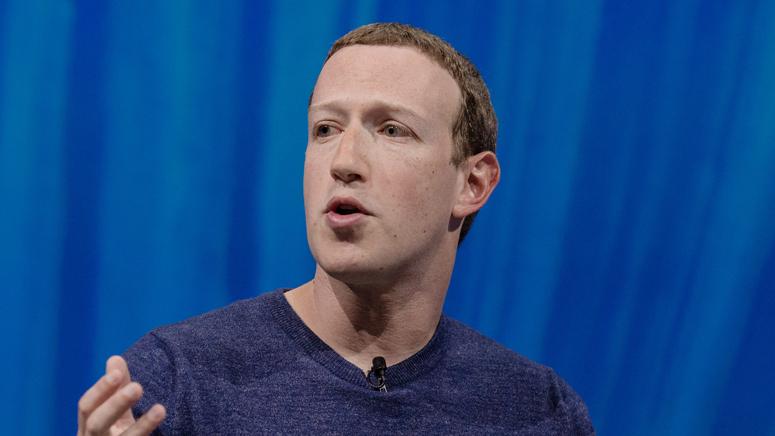 """מארק צוקרברג מייסד ומנכ""""ל פייסבוק"""
