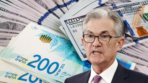 לקראת החלטת הפד: הדולר נגע בשפל של 5 חודשים מול השקל