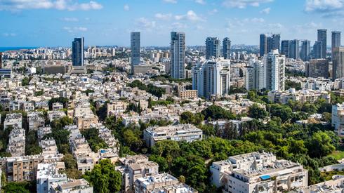 """מדד בועות הנדל""""ן של UBS: הדירות בתל אביב בתמחור יתר"""