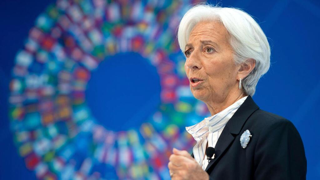 """לגארד: """"הצמיחה באירופה בחצי השני של השנה תהיה חזקה מאוד"""""""