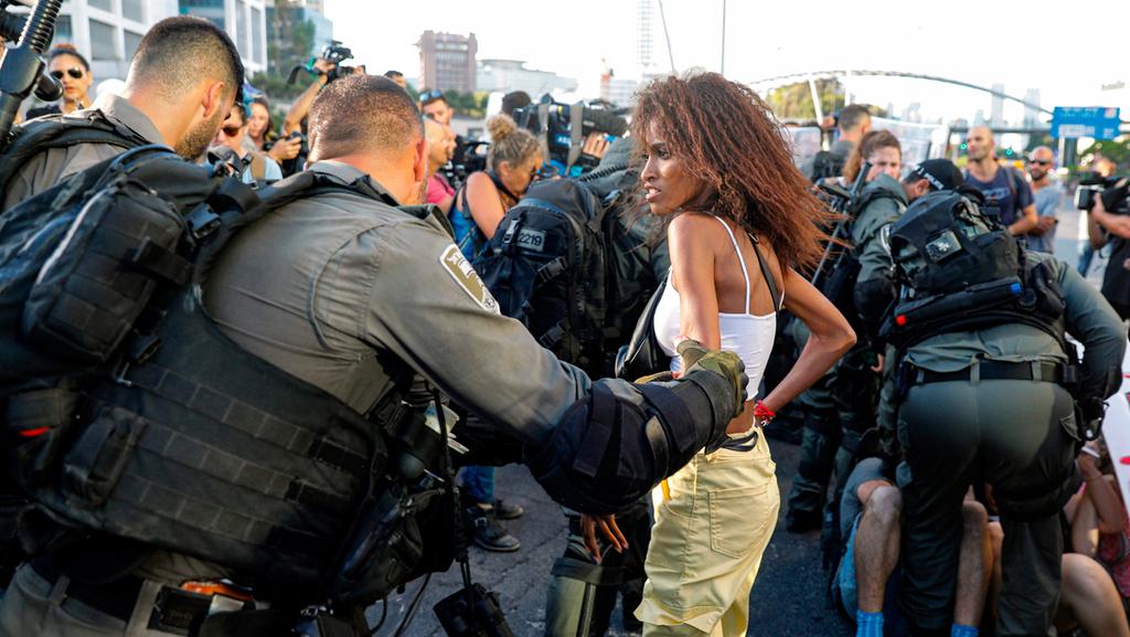 המשטרה פועלת הרבה יותר כלפי יוצאי אתיופיה מאשר כלפי יתר האוכלוסיה