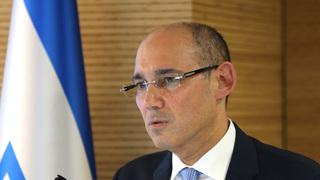 אמיר ירון נגיד בנק ישראל, צילום: אלכס קולומויסקי