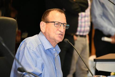 ראש עיריית תל אביב-יפו, רון חולדאי, צילום: יאיר שגיא