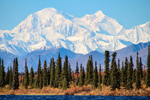 אלסקה, צילום: שאטרסטוק