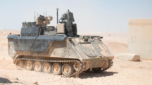 """טנק קל עם יכולות אוטונומיות: זה הזוכה במכרז לרכב הלחימה העתידי של צה""""ל"""
