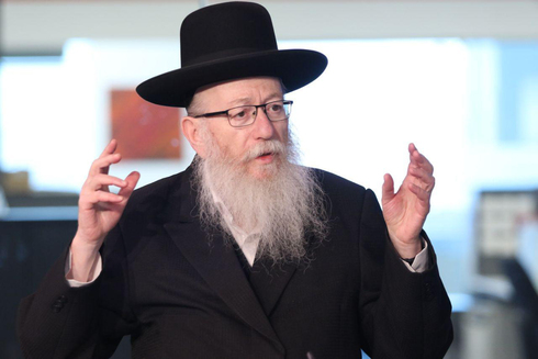 """ח""""כ יעקב ליצמן , צילום: אבי מועלם"""