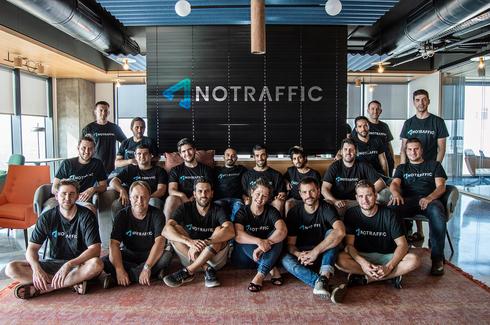 צוות NoTraffic, צילום: NoTraffic