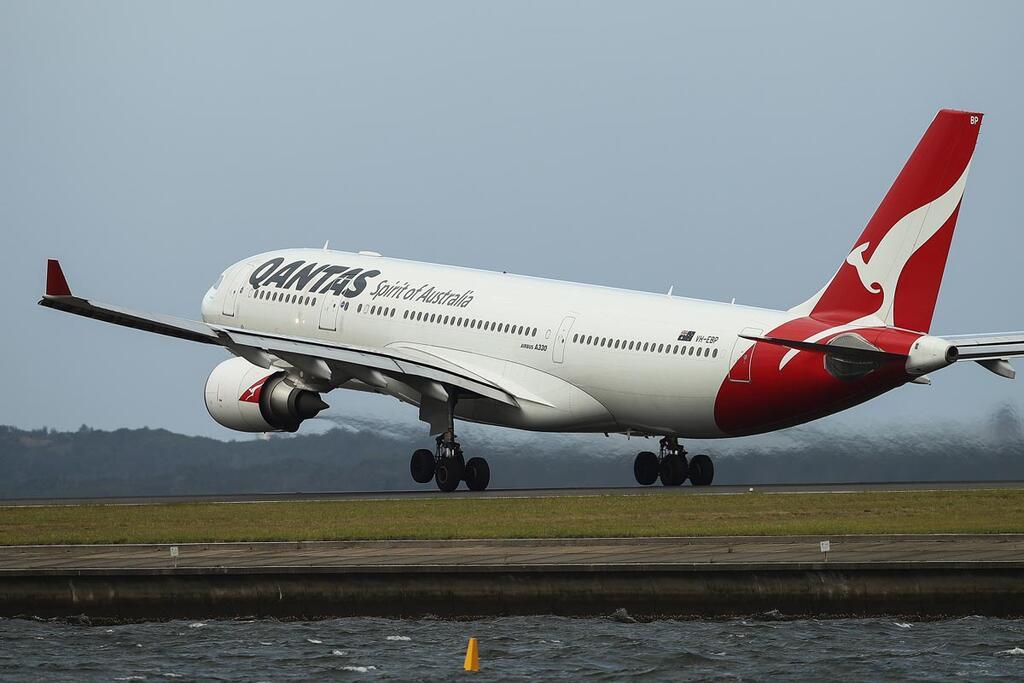 חברת תעופה קוואנטס אוסטרליה טיסות ארוכות Qantas