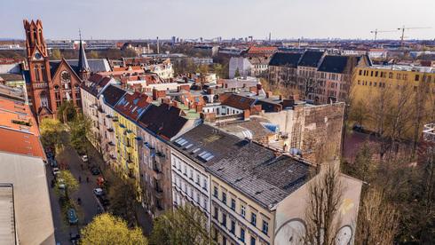 ברלין, שכונת קרויצברג, צילום: guthmann.estate