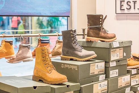 נעלי טימברלנד, צילום: שאטרסטוק