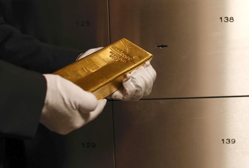 זהב השקעה כספת