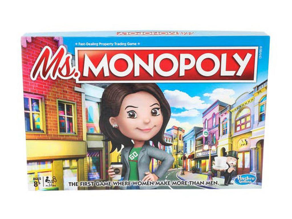 משחק מיס מונופול נשים אשה 2
