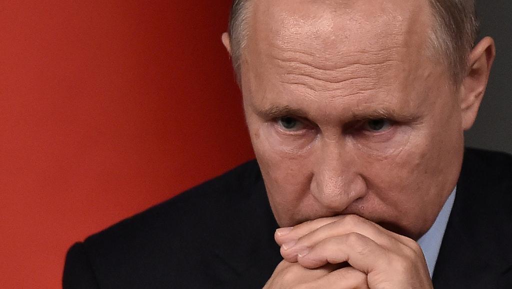נשיא רוסיה ולדימיר פוטין, צילום: AP