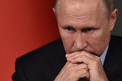 פוטין. יקבל את אחד החיסונים הרוסים, צילום: איי אף פי